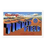 Tinker Field Oklahoma Postcards (Package of 8)