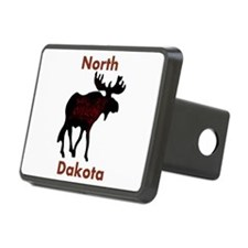 Customized Plain Moose Hitch Cover