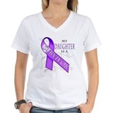 My Daughter is a Survivor (purple).png Shirt
