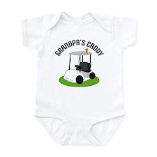 Grandpa's Caddy Infant Bodysuit