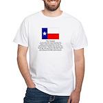 Texas White T