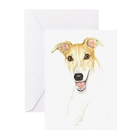 """""""Blue"""" Greeting Cards (Pk of 10)"""
