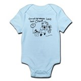 Grandma loves her Crisco 6x8 Infant Bodysuit