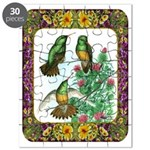 Buff Bellied Hummingbirds Puzzle
