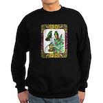 Buff Bellied Hummingbirds Sweatshirt (dark)