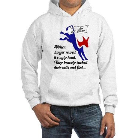 Sir Render Hooded Sweatshirt