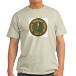 Israel Defense Forces Ash Grey T-Shirt