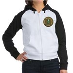Israel Defense Forces Women's Raglan Hoodie