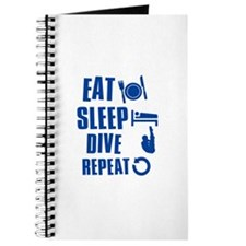 Eat Sleep Dive Journal