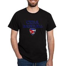 Cuba Baseball T-Shirt