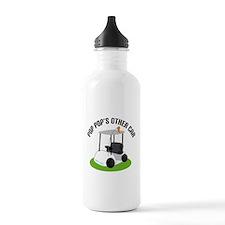 PopPop Golf Cart Water Bottle