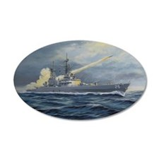 USS BAINBRIDGE, CGN-25 Wall Decal