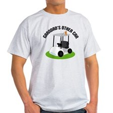 Grandad Golf Cart T-Shirt