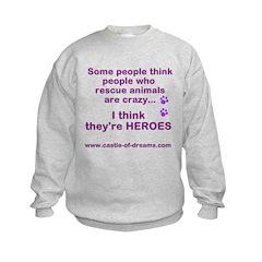 Rescue Heroes Kids Sweatshirt