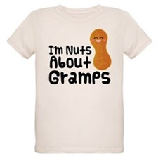 Nuts About My Gramps T-Shirt