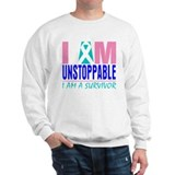 Unstoppable Thyroid Cancer Sweatshirt