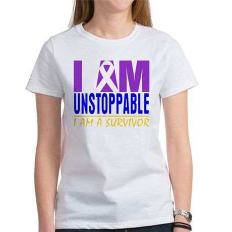 Unstoppable Bladder Cancer Women's T-Shirt