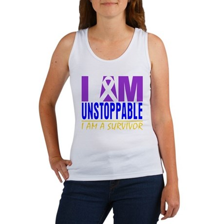Unstoppable Bladder Cancer Women's Tank Top