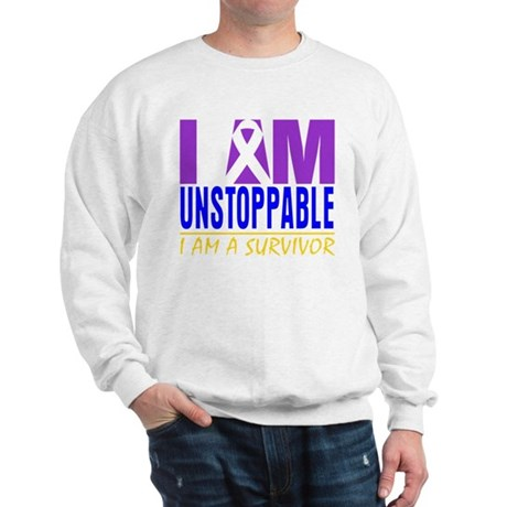 Unstoppable Bladder Cancer Sweatshirt