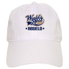 Worlds Best Abuelo Baseball Cap