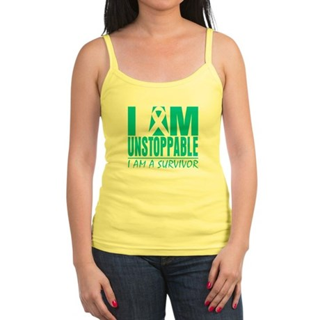 Unstoppable Cervical Cancer Jr. Spaghetti Tank