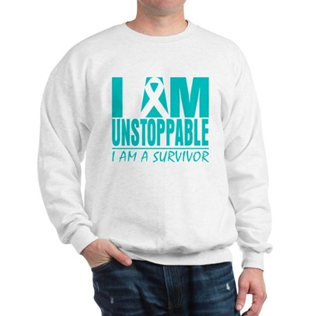 Unstoppable Cervical Cancer Sweatshirt