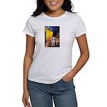 Cafe - Shiba Inu (std) Women's T-Shirt