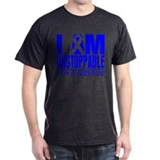 Unstoppable Colon Cancer T-Shirt