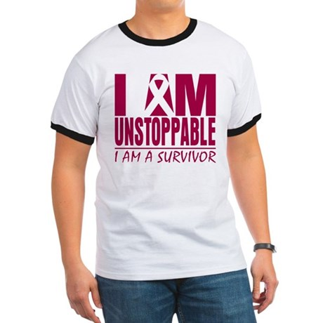 Unstoppable Head Neck Cancer Ringer T
