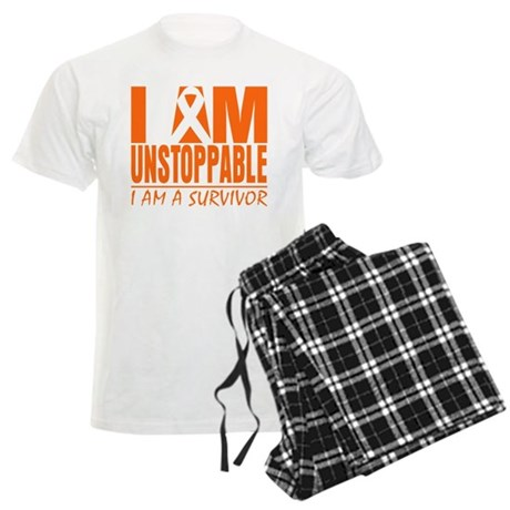 Unstoppable Kidney Cancer Men's Light Pajamas