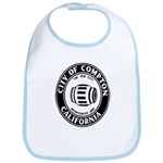 Compton City Seal Bib
