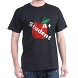 A + Student T-Shirt