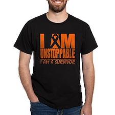I am Unstoppable Leukemia T-Shirt