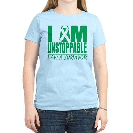 Unstoppable Liver Cancer Women's Light T-Shirt
