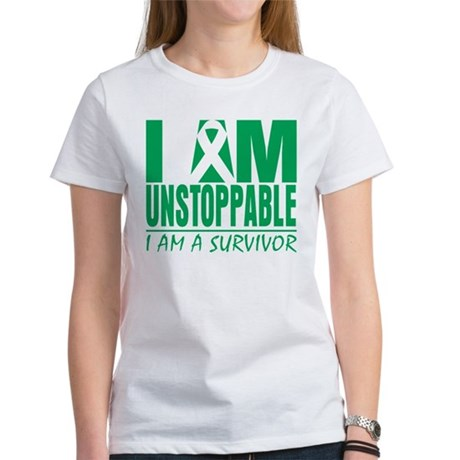 Unstoppable Liver Cancer Women's T-Shirt