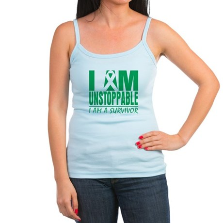 Unstoppable Liver Cancer Jr. Spaghetti Tank