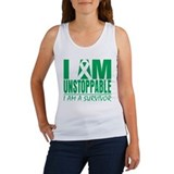 Unstoppable Liver Cancer Women's Tank Top