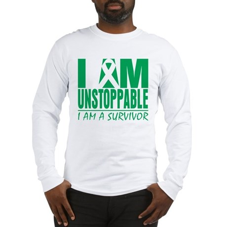 Unstoppable Liver Cancer Long Sleeve T-Shirt