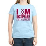 Unstoppable Multiple Myeloma Women's Light T-Shirt