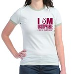 Unstoppable Multiple Myeloma Jr. Ringer T-Shirt