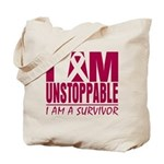 Unstoppable Multiple Myeloma Tote Bag