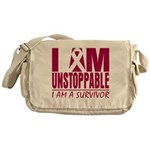 Unstoppable Multiple Myeloma Messenger Bag