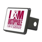 Unstoppable Multiple Myeloma Rectangular Hitch Cov