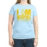 Unstoppable Neuroblastoma Women's Light T-Shirt