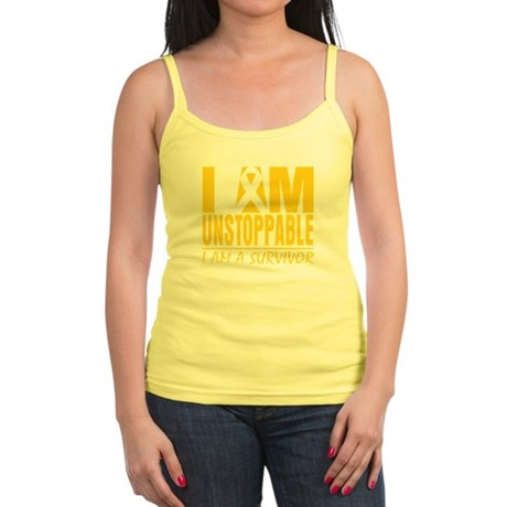 Unstoppable Neuroblastoma Jr. Spaghetti Tank