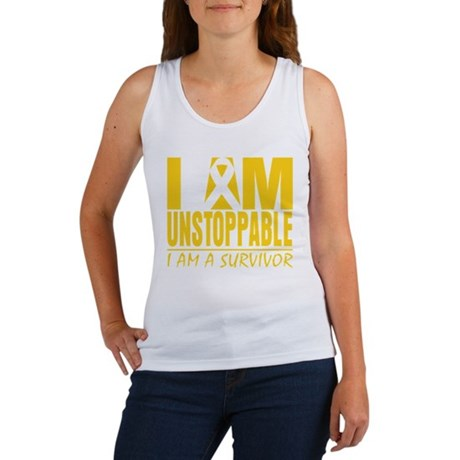 Unstoppable Neuroblastoma Women's Tank Top