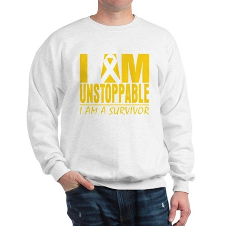 Unstoppable Neuroblastoma Sweatshirt