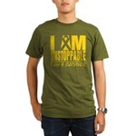Unstoppable Neuroblastoma Organic Men's T-Shirt (d