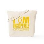 Unstoppable Neuroblastoma Tote Bag