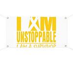 Unstoppable Neuroblastoma Banner